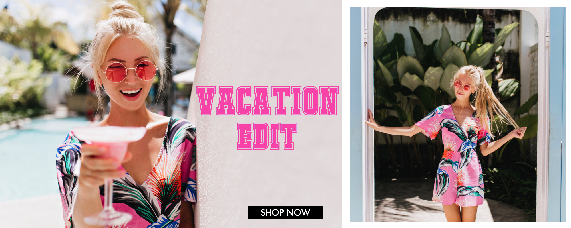 The Vacation Edit