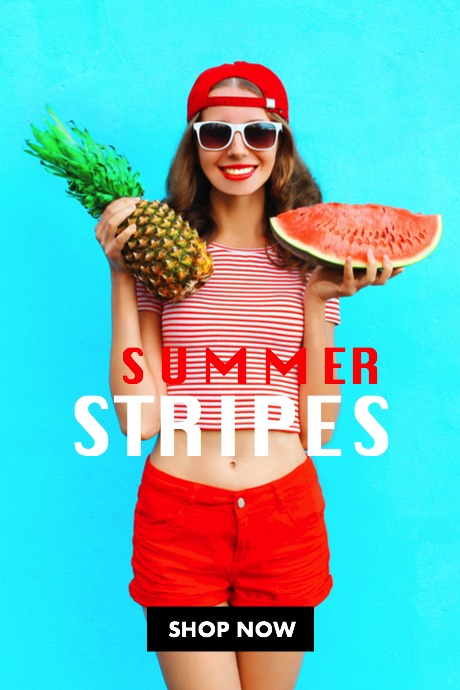Show Your Summer Stripes
